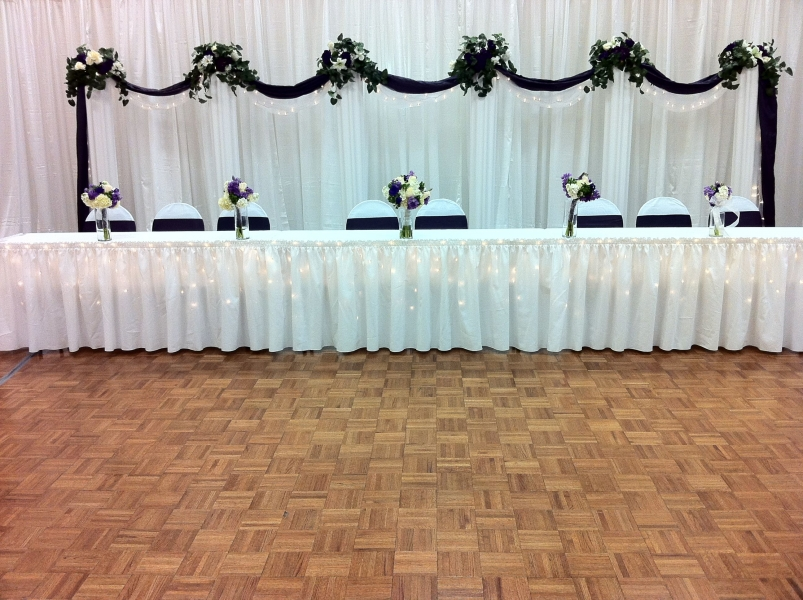 Shannon S Custom Florals Canopies Amp Backdrops