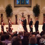 Shannon's Custom Florals Church Wedding Decorations (59)