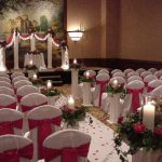 Shannon's Custom Florals Church Wedding Decorations (64)