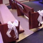 Shannon's Custom Florals Church Wedding Decorations (27)