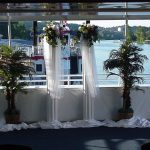 Shannon's Custom Florals Church Wedding Decorations (40)