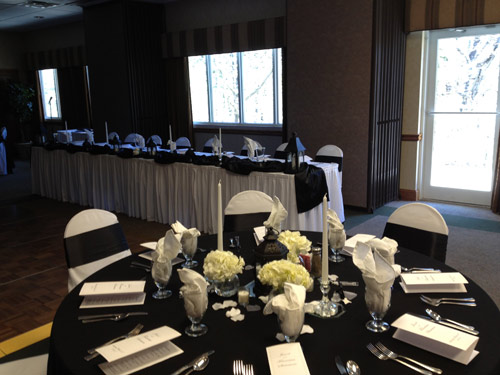 Shannon 39 S Custom Florals Reception And Event Decor