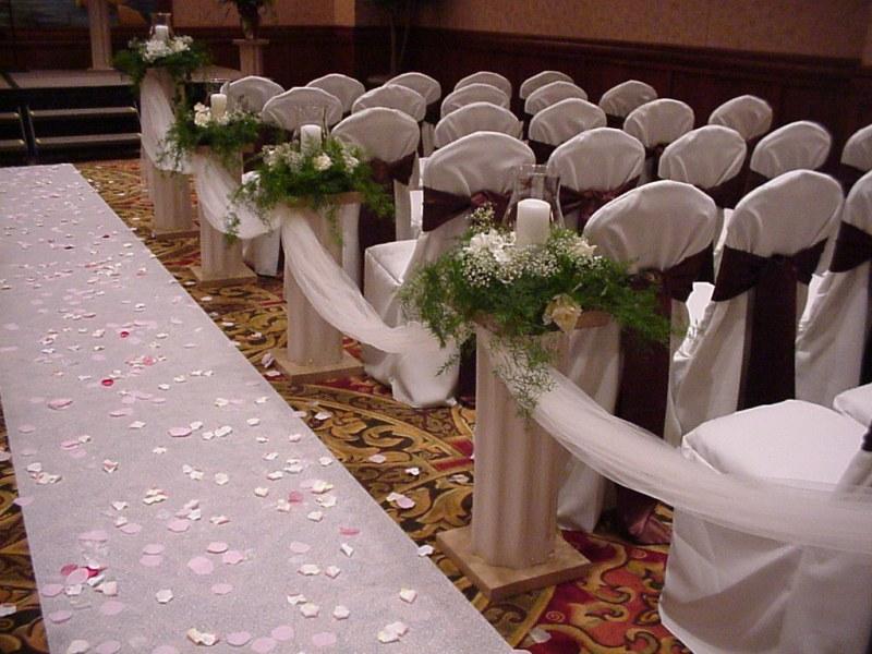 Shannons Custom Florals columns Wedding Rentals Springfield MO Eureka Springs (7)