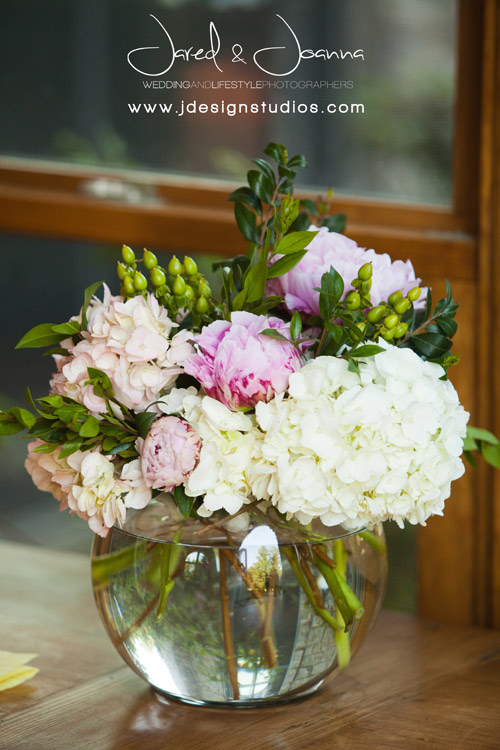 Wedding Flower Arrangements For Round Tables : Shannon s custom florals centerpieces