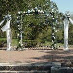 Shannon's Custom Florals Church Wedding Decorations (55)