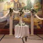 Shannon's Custom Florals Church Wedding Decorations (39)