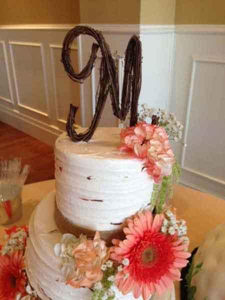 Wedding Cake Flowers Springfield Mo Branson Joplin Eureka Springs AR