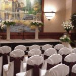 Shannon's Custom Florals Church Wedding Decorations (32)