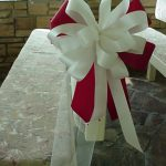 Shannon's Custom Florals Church Wedding Decorations (6)
