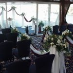 Shannon's Custom Florals Church Wedding Decorations (28)
