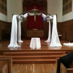 Shannon's Custom Florals Church Wedding Decorations (4)