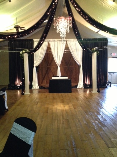 Reception and Event Decor Springfield Mo Eureka Springs AR