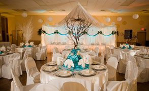 Designing Your Wedding Space