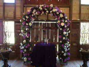 Archways Shannon's Custom Florals Springfield MO Branson MO Joplin MO Eureka Springs AR