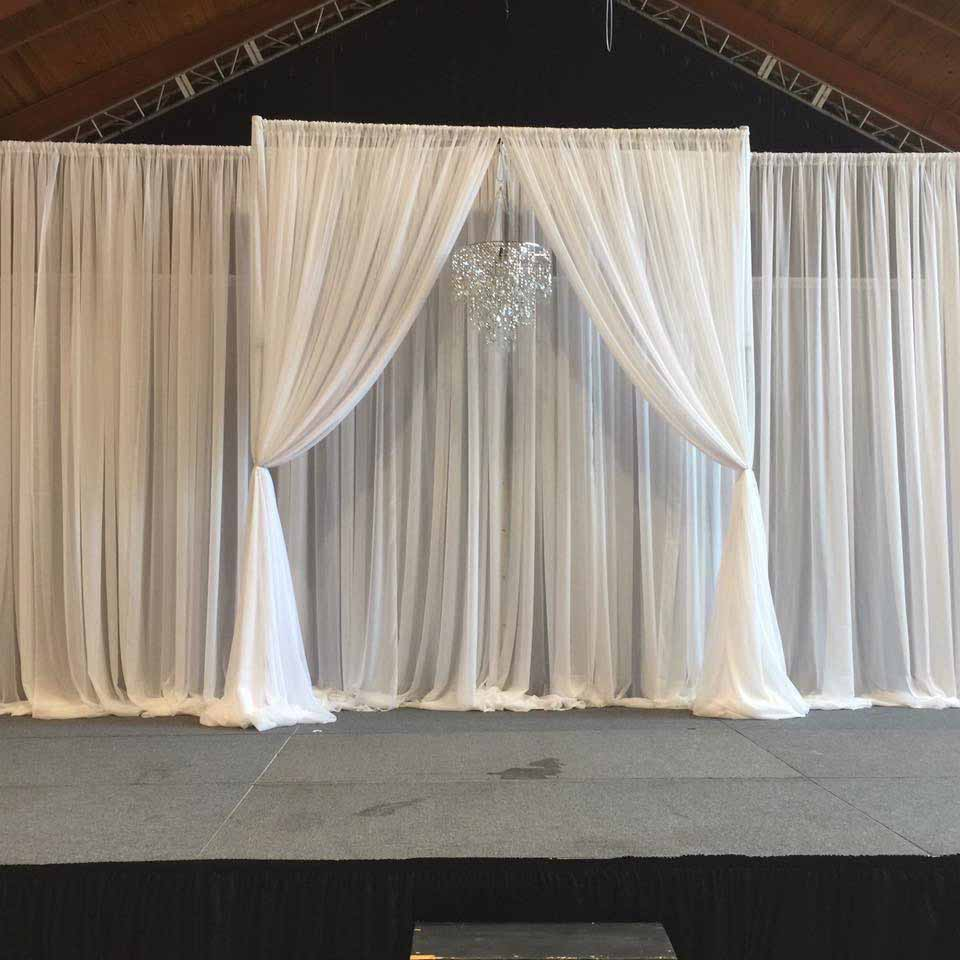 Church wedding decorations shannons custom florals i was blown away by the finished product i would highly recommend shannon to anyone looking for flowers and decoration jessica weddingwire review junglespirit Image collections